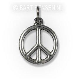 Peace Pendant - silver