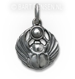 Scarab pendant - Silver