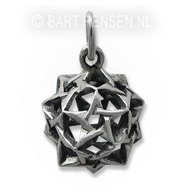 Pentagram Dodecaëder hanger