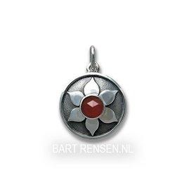 Chakra pendant with Carnelian