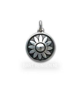 Hart Chakra hanger - zilver