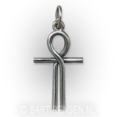 Ankh van Isis hanger - zilver 925