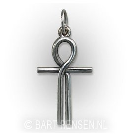 Ankh of Isis Pendant - Silver