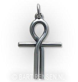 Ankh van Isis hanger - zilver