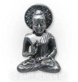Buddha pendant - silver