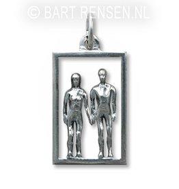 Man - Women pendant