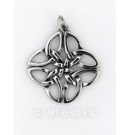 Keltische Knoop hanger