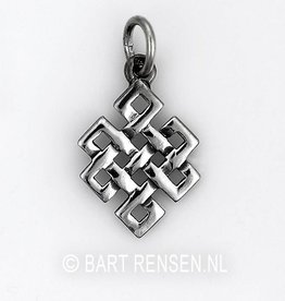 Tibetan Knot pendant
