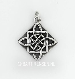 Celtic Knot pendant - silver