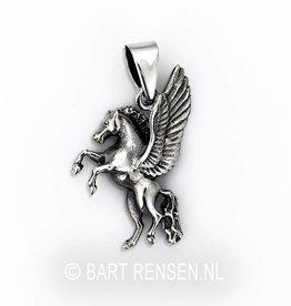 Pegasus hanger - zilver