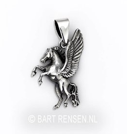 Pegasus pendant - silver