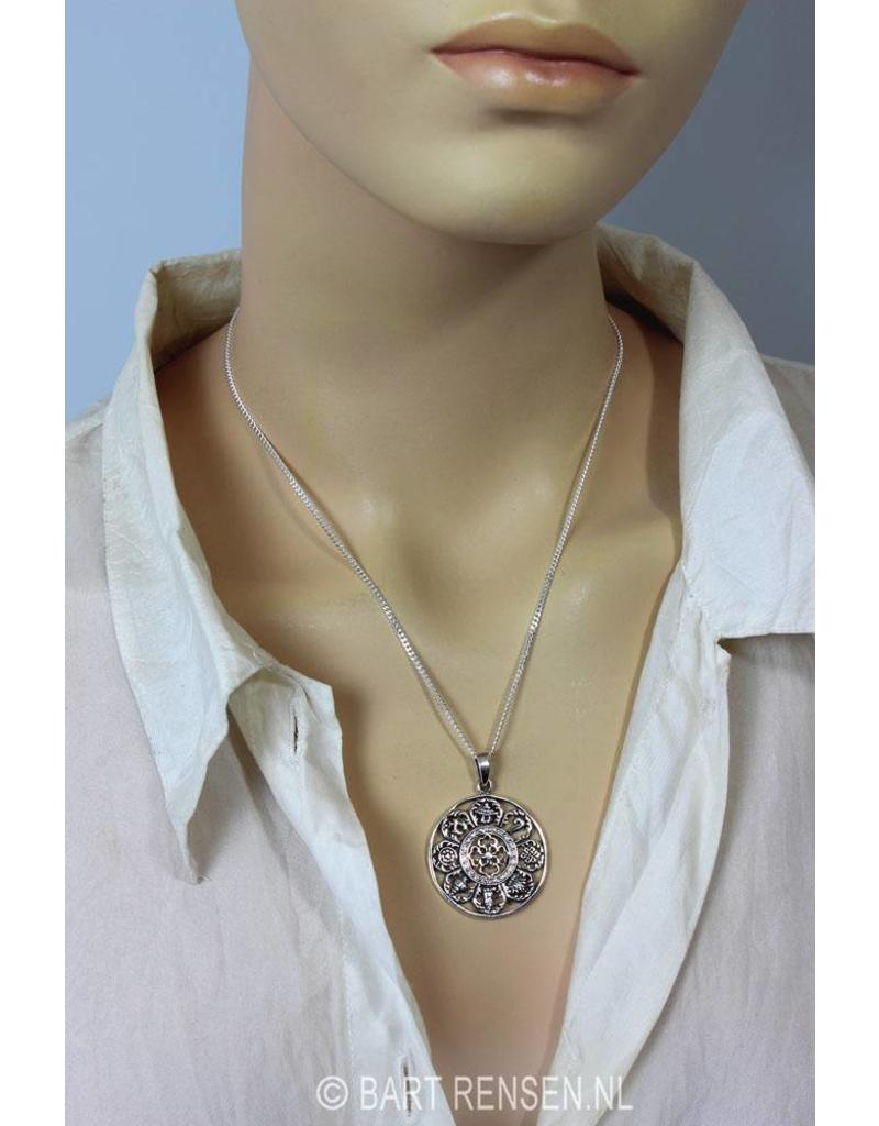 Astamangala - echt zilver