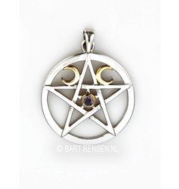 Pentagram Maan hanger