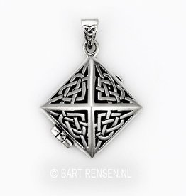 Keltisch Medaillon - zilver -