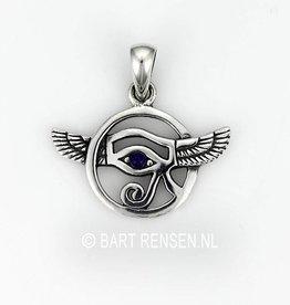Silver Horusoog pendant