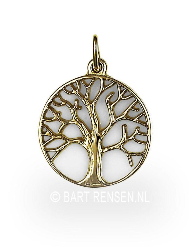 Golden tree of life pendant 14ct tree of life pendant 14 crt gold aloadofball Image collections