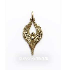 Golden Angel pendant