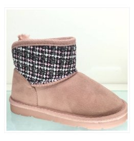 WINTERBOOTS SOFT PINK