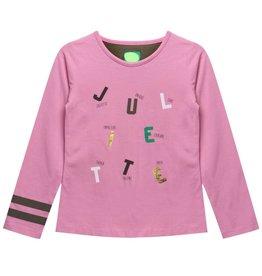 LITTLE MISS JULIETTE LONGSLEEVE PINK
