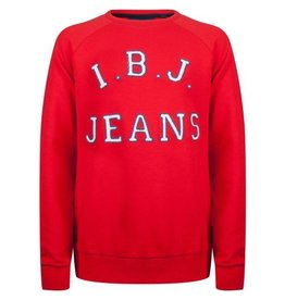 INDIAN BLUE JEANS SWEAT RED