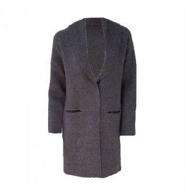 Vest/jas dark grey