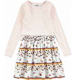 MOLO DRESS CREDENCE BE MY LADYBIRD