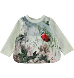 MOLO BABY SHIRT ELINE LADY BIRD