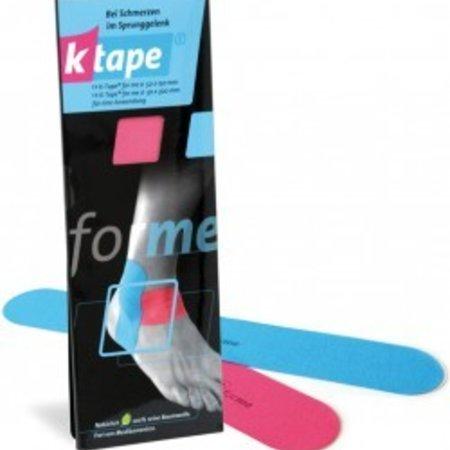 K-Tape for me pour les douleurs articulaires à la cheville