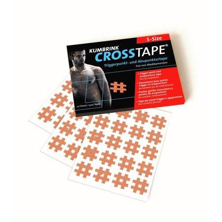 Crosstape Taille S tape anti-douleur et acupuncture