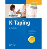 K-Taping - guide pratique illustré de Birgit Kumbrink (en allemand)