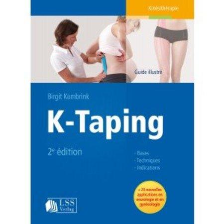 K-Taping - guide illustré de Birgit Kumbrink (en français)