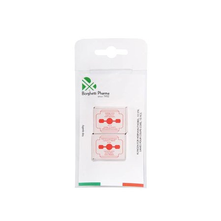 Borghetti Pharma Lames coupe-cors, 10 pcs