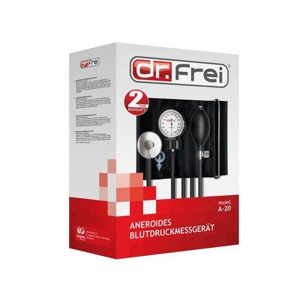 Dr. Frei Aneroides Blutdruckmessgerät A-20