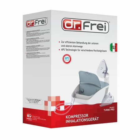 Dr. Frei Inhalationsgerät Turbo Pro