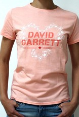 David Garrett Shirt Romantic Pink
