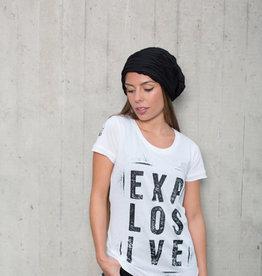 Girls Shirt Explosive white