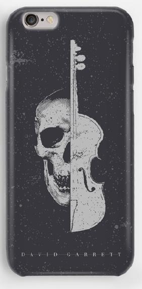 iPhone Hülle Geige