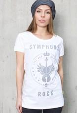 Shortsleeve girls-Shirt Symphonic Rock