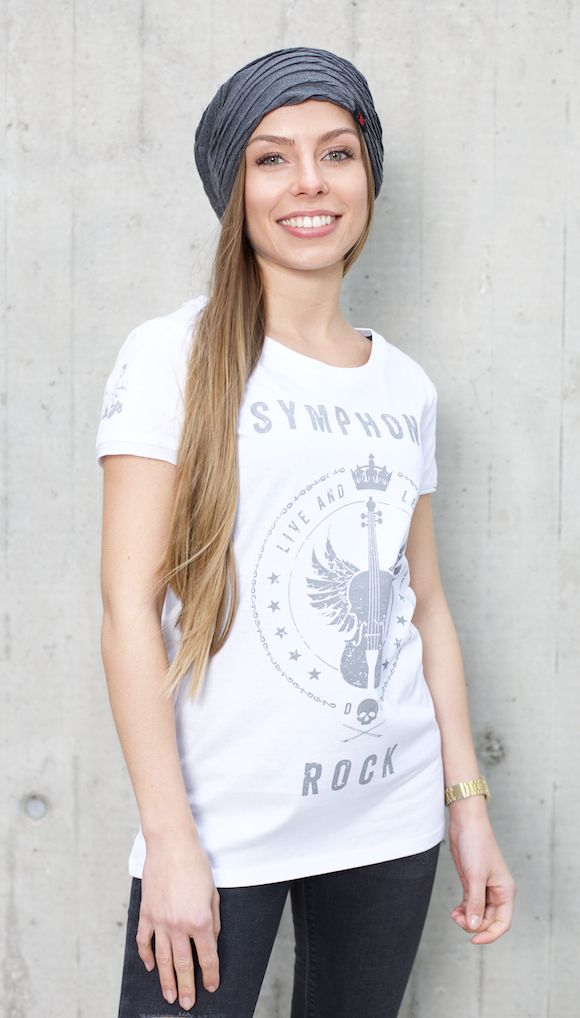 T-Shirt Symphonic Rock Damen
