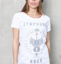 Shortsleeve-Shirt Symphonic Rock Men