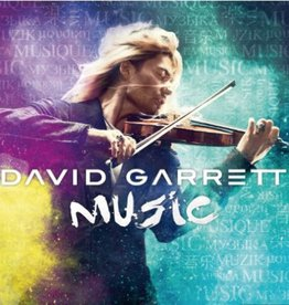 David Garrett Music Album / CD