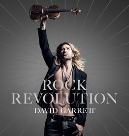 Rock Revolution Deleuxe Edition CD + DVD