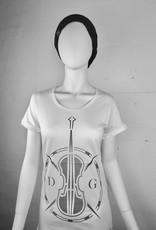 Girls Shortsleeve shirt Queen Marry