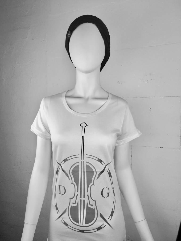 Damen T-Shirt Queen Marry