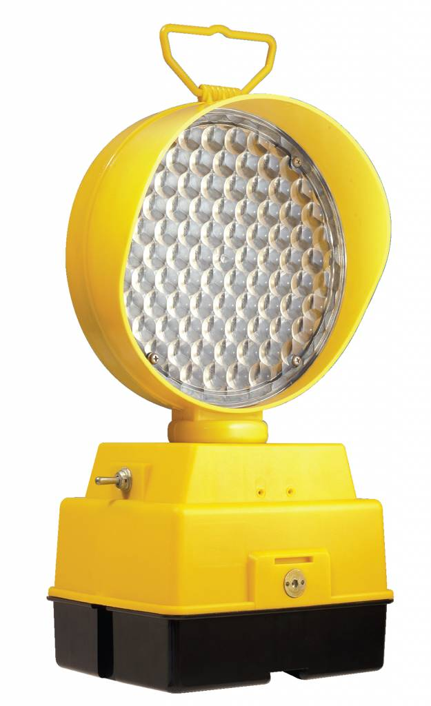 Lampe De Chantier Starled 4000 80 Excl Batteries Traffimex Sa