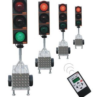 Remote control traffic light MPB1400Berghaus