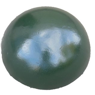 CAST IRON hemisphere (green)