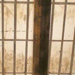 LAGUNE PAALTJE Antraciet grijs 80 cm - Ral 7016