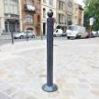 LAGUNE PAALTJE Antraciet grijs 110 cm - Ral 7016