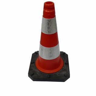 Traffic cone 'BIG FOOT' - 50 cm high
